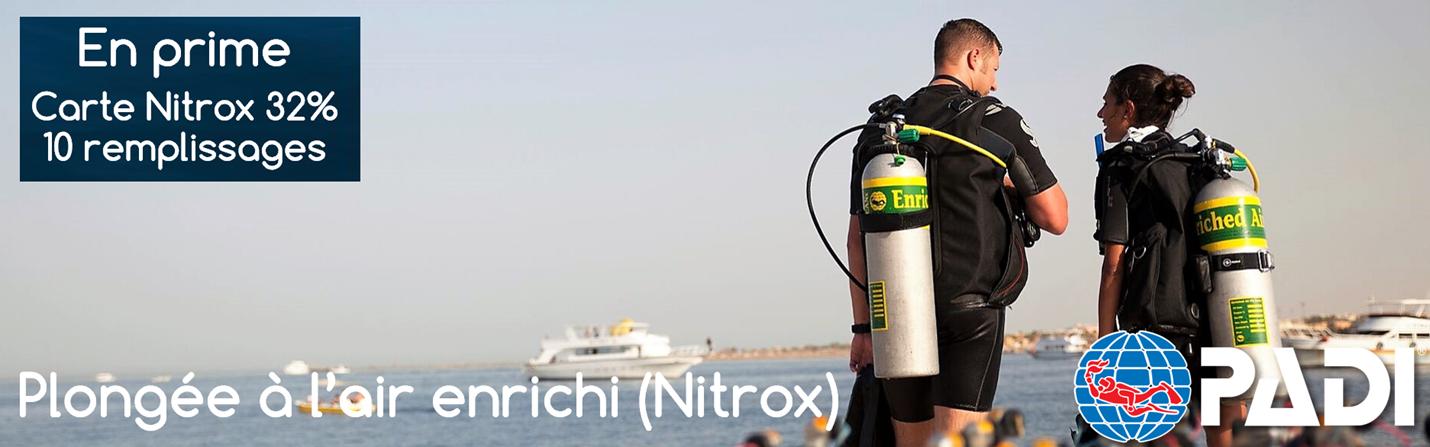 Promotion Nitrox