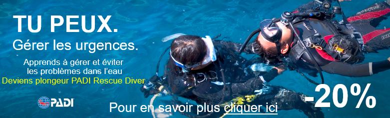 Promotion Rescue DIver