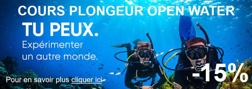 Promo Open Water