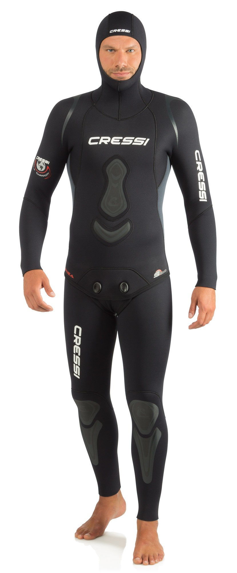 Combinaison isotherme Cressi Apnea Ultra Stretch 5mm - Bas
