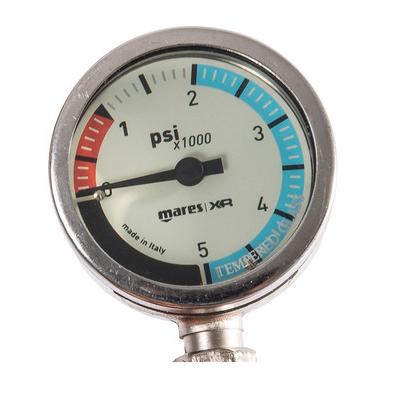 Manomètre Mares XR avec tuyau haute pression de 56cm