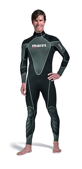 Combinaison isotherme Mares Reef USA 2.5mm pour homme