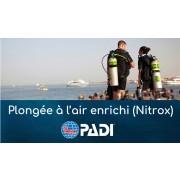 Plongeur à l'air enrichi (NITROX) - Spécialité PADI (prochaine date: 7 novembre 2019)