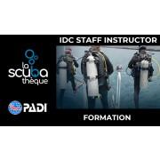Formation IDC Staff - 2 septembre au 17 octobre 2021