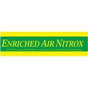 "Collant ""Enriched AIr Nitrox"" 23"" Trident"