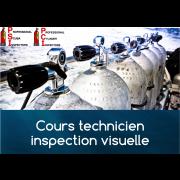 Cours technicien inspection visuelle PSI / PCI (prochaine date le 1er février 2020)