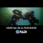 Maîtrise de la flottabilité - Spécialité PADI  (Prochaine date 13 mai 2021)