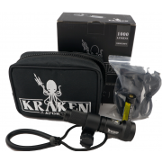 Lampe de photographie/vidéo sous-marine Kraken Hydra 1000 WRU