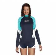 Rash guard loose fit manches longues Mares - femme