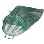 Sac en filet Trident pour pêcheur- Vert - Très Grand