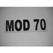 Collant MOD 70' - Trident