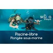 Piscine-libre pour la plongée sous-marine (droit d'accès)