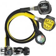 Ensemble détenteur CRESSI Compact Pro MC9 (Prix régulier 974,85$)