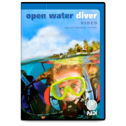 DVD PADI ''Open Water''