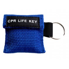 Masque de poche porte-clés jetable