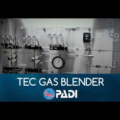 COURS DE MÉLANGE DE GAZ / TEC Gas Blender PADI (prochaine date le 5 février 2020)