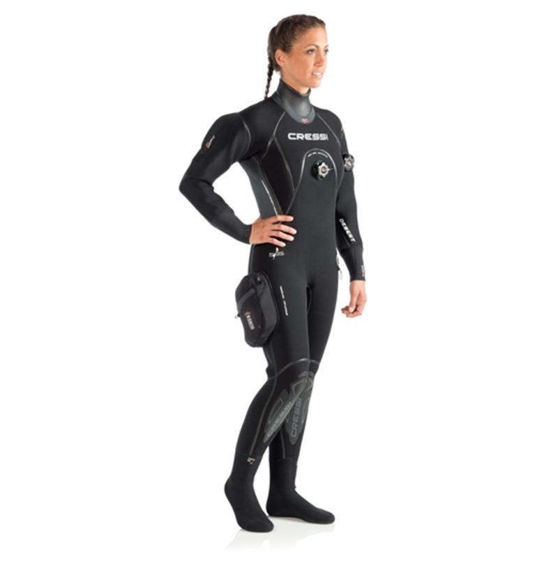 DESERT FEMME COMBINAISON ÉTANCHE AVEC LIQUID SEAL TECHNOLOGY