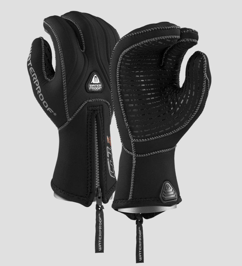 Gants Waterproof G1 3 doigts 7 mm