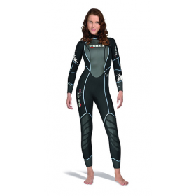 Combinaison Isotherme Mares Reef She Dives USA 2.5mm Pour Femme