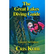 The Great Lakes Diving Guide (2e édition autographié par l'auteur)