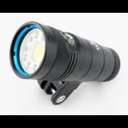 Lampe de photographie/vidéo sous-marine Kraken Hydra 2500 WRU Macro Edition