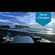 Percé (en bâteau) - Prochaine date 25 et 26 septembre 2021
