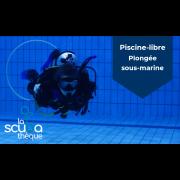 Piscine-libre pour la plongée sous-marine (droit d'accès pour 1 personne)