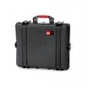 Valise étanche AMRE2500 HPRC avec rembourrage en mousse.